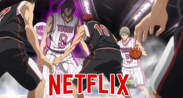 Kuroko no Basket es un éxito en Netflix y ya tiene fecha de estreno para su segunda temporada