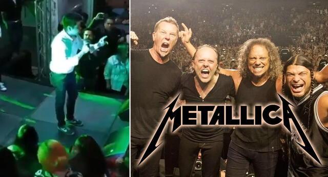 (México) Candidato hace la promesa de traer a Metallica si gana las elecciones.