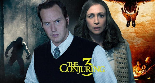 El Conjuro 3: El Diablo Me Obligo A Hacerlo vuelve a presentar uno de los tremebundos casos paranormales de la pareja Warren./Fuente: Screen Rant.