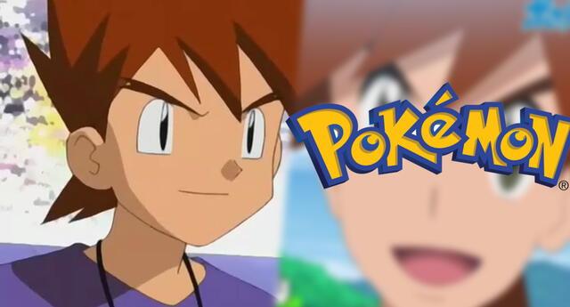 Pokémon trae de regreso a Gary Oak, pero con una nueva apariencia ¿mejor que antes?