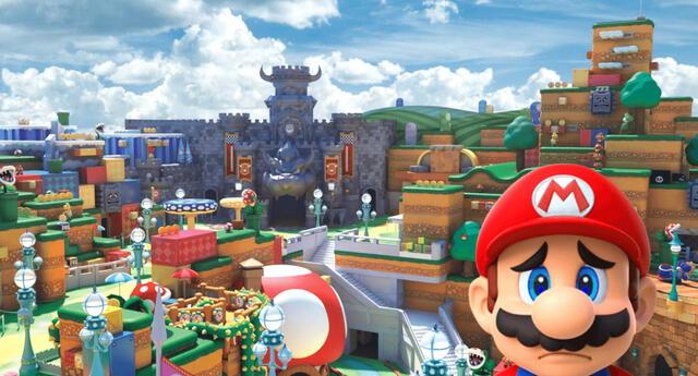 Super Nintendo World cerrará sus puertas pese a haber estado activo por pocas semanas, todo debido a la pandemia del COVID-19./Fuente: Japan and More.