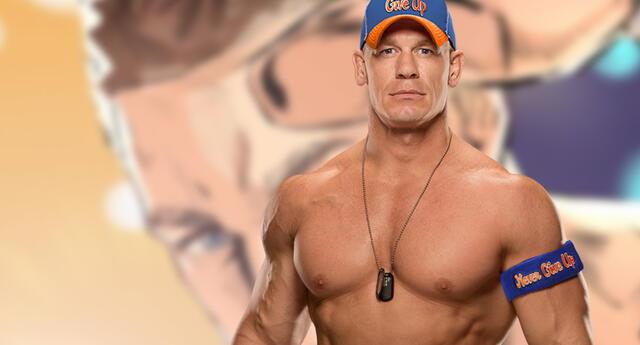 John Cena anime wwe