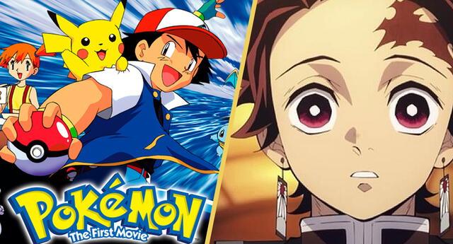 A pesar de su gran estreno, Kimetsu no Yaiba estuvo muy lejos de superar a Pokémon