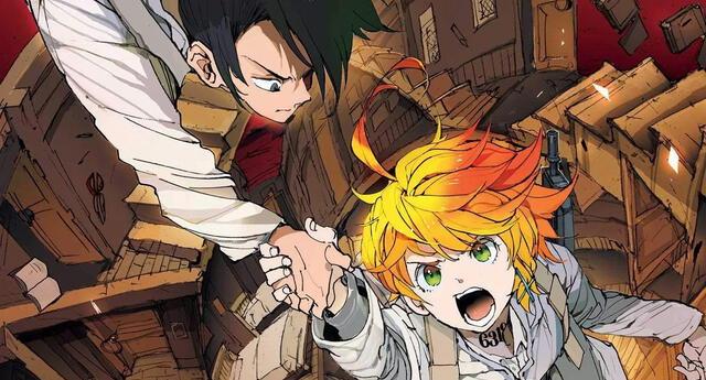 The Promised Neverland: Pese a su desastroso anime, el manga logra un nuevo récord en ventas