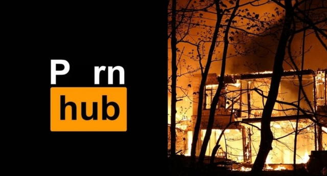 La mansión de Feras Antoon, fundador de MindGeek y el conocido portal de páginas para adultos, sufrió graves daños por un incendio./Fuente: TEC.