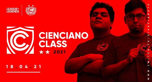 Cienciano Class es la iniciativa de Cienciano Esports para enseñar a los jugadores interesados cómo hacerlo como los profesionales./Fuente: Cienciano Esports.