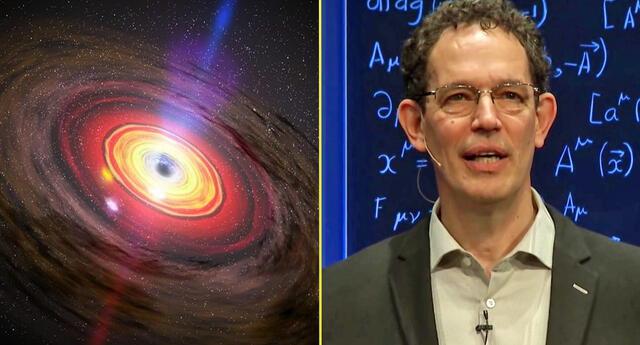 Neil Turok cree que la teoría del Big Bang tiene inconsistencias.