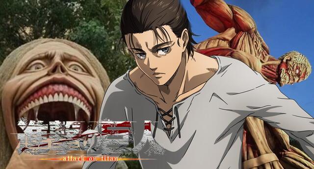 Súper evento de Shingeki no Kyojin te hará vivir la experiencia del anime con todo y titanes