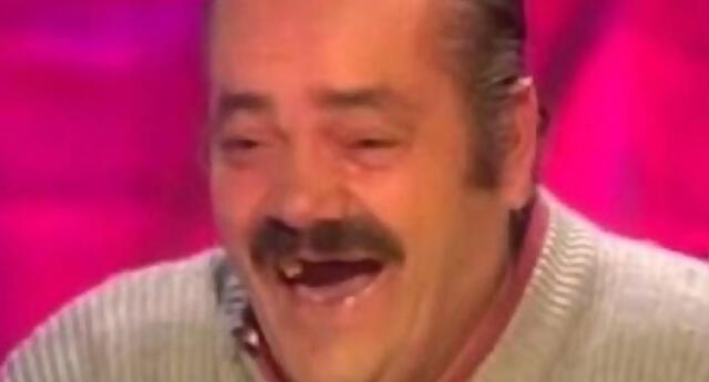 El comediante español se hizo conocido por ser rostro del meme KEKW.