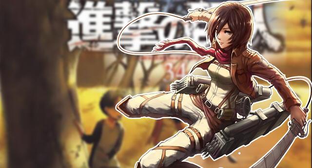 Shingeki no Kyojin: Se revela la emotiva portada del último volumen del manga