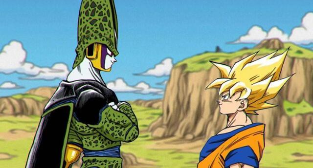 Dragon Ball Heroes: Cell regresaría como aliado de Goku.