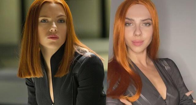 TikTok: Scarlett Johansson tiene su doble y el parecido te dejará sin aliento