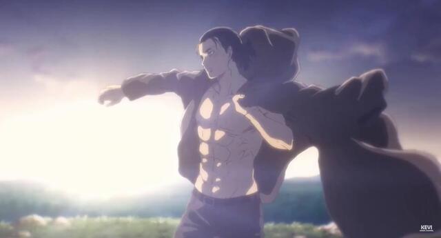 Shingeki no Kyojin lanza figura de una de las escenas más icónicas de Eren
