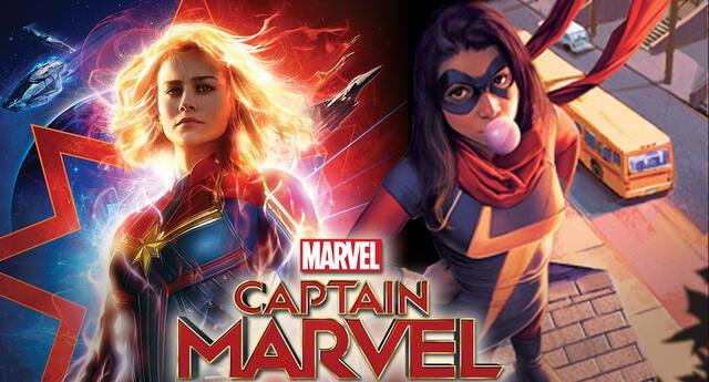 ¡Ya no más Captain Marvel! Se confirma el nombre de la segunda película de la superheroína