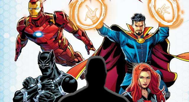 Marvel y NBA se han unido para preparar el Arena of Heroes, el primer partido de la liga oficial de baloncesto con superhéroes de la editorial./Fuente: Marvel.