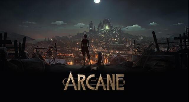 Arcane, la serie animada de League of Legends, prepara su estreno en Netflix./Fuente: Riot Games.