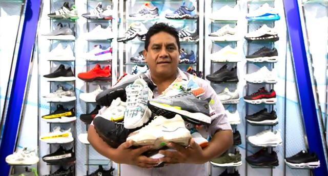(Foto: Trome) Rubén Véliz es dueño de Ultralon, una de las empresas retail más conocidas de Perú.