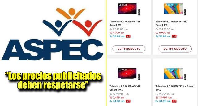 ASPEC se pronuncia por el caso de Plaza Vea.