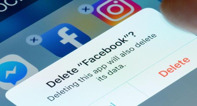 Miles de usuarios hacen tendencia #DeleteFacebook donde piden borrar su cuenta ¿por qué?