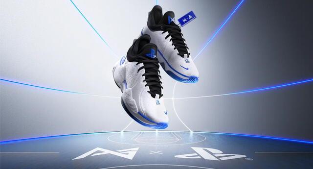 Las zapatillas surgen como colaboración entre PlayStation y Nike./Fuente: Sony PlayStation.