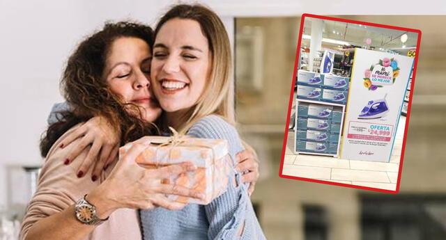 Día de la Madre: Tienda sube precio de planchas, para que no sigan regalando electrodomésticos