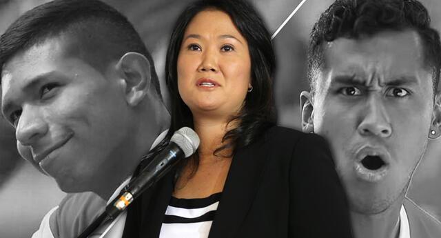 Según Caretas, ambos futbolistas se negaron a participarte en un spot a favor de Fujimori.