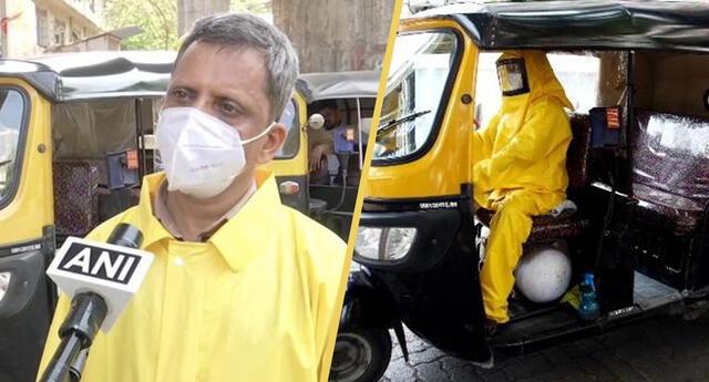 ¡Admirable! Maestro utiliza sus tardes para llevar pacientes con COVID al hospital de forma gratuita