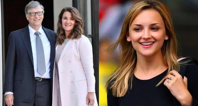 Bill y Melinda Gates habrían decidido divorciarse tiempo atrás, pero permanecieron juntos hasta que su Phoebe, su hija menor, se graduara de la escuela secundaria./Fuente: Composición.