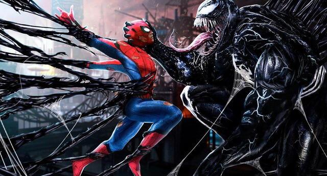 Tráiler de Venom tuvo una gran referencia a Spider-man de Tobey Maguire que debes ver