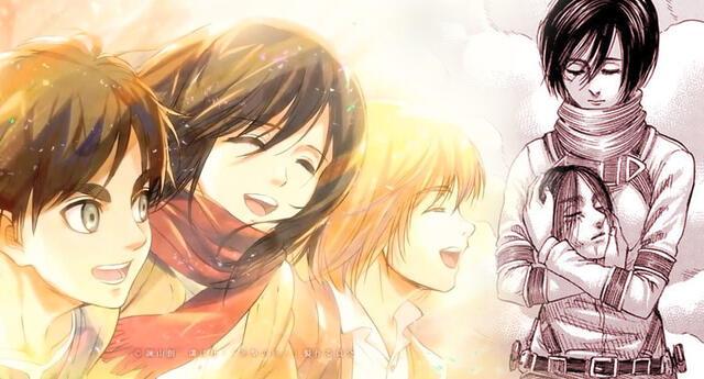 Autor de Shingeki no Kyojin confiesa que hubo una escena que no pudo dibujar al final del manga