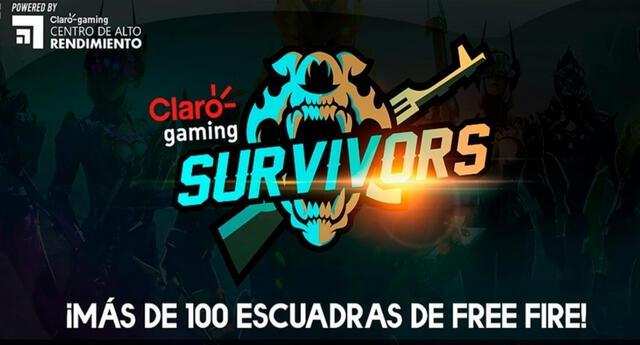 Claro Gaming Survivors reveló los highlights de su segunda semana./Fuente: Centro de Alto Rendimiento.