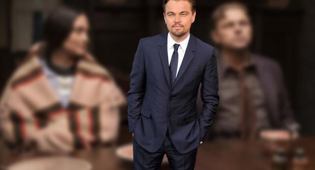 Leonardo DiCaprio luce irreconocible para sus fans en nueva película de Scorsese