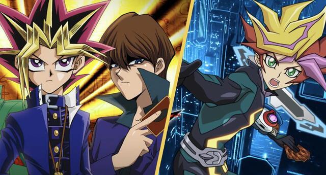 Estos son las temporadas de Yu-Gi-Oh! favoritas de los fans japoneses