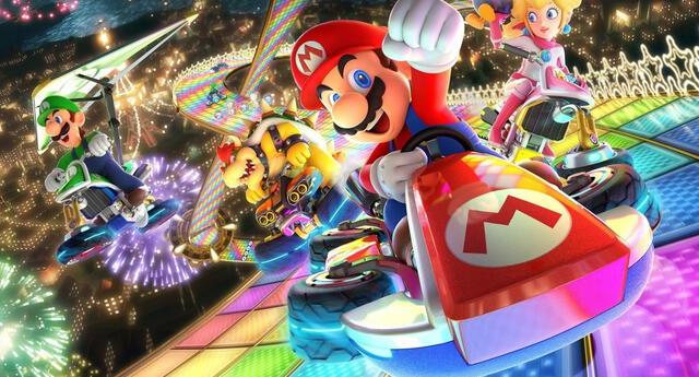Un nuevo Mario Kart sería parte de la estrategia de Nintendo para gozar de enorme éxito en este nuevo año fiscal./Fuente: Nintendo.