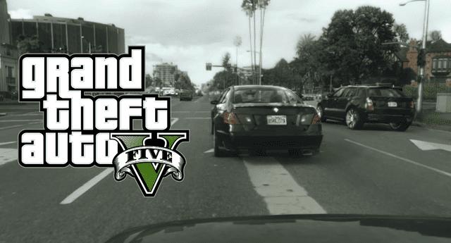 Grand Theft Auto V luce mejor que nunca gracias a este mod que aplica el fotorrealismo en sus gráficos./Fuente: YouTube.