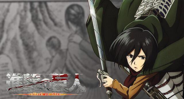 Shingeki no Kyojin: Se revela la imagen de Mikasa y su esposo al final de la historia