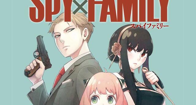 Spy x Family consigue nuevo récord y el manga es cada vez más popular