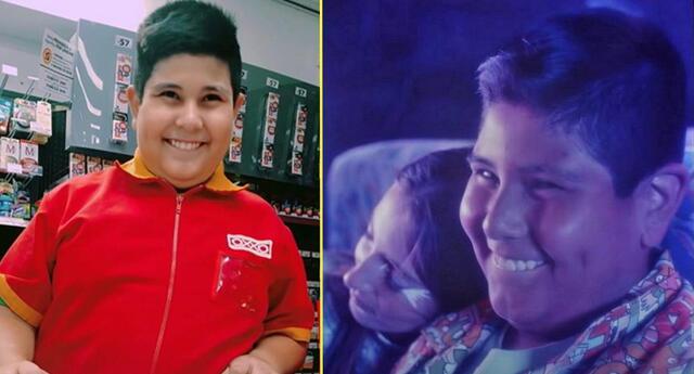Niño del Oxxo ahora es un galán en videoclip de reguetón.
