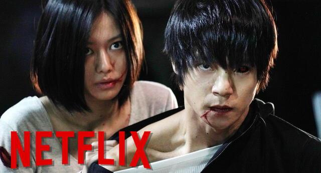 Segunda película live action de Tokyo Ghoul se estrena próximamente en Netflix