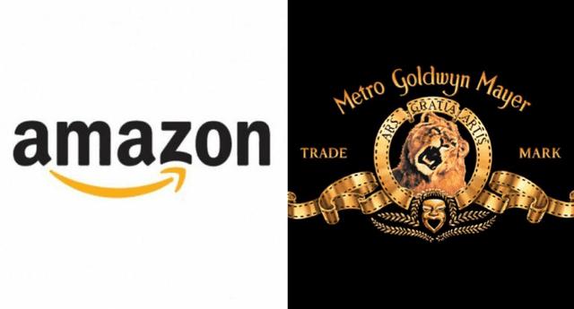 Amazon estaría en negociaciones para adquirir MGM con la intención de expandir el catálogo de Prime Video./Fuente: Composición.