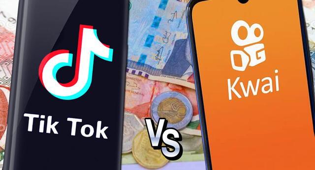 TikTok y Kwai son las apps móviles que pagan por ver videos.