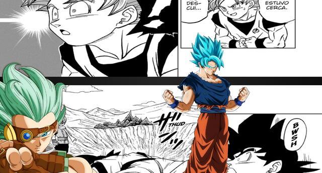 Dragon Ball Super 72: Goku es derrotado 2 veces en el capítulo, como nunca antes pasó