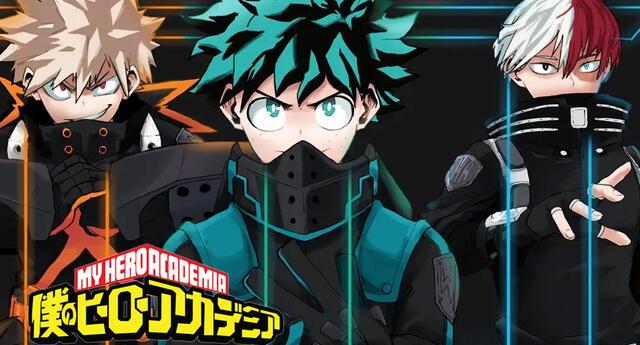 My Hero Academia anuncia un evento especial para todos los fans de la serie