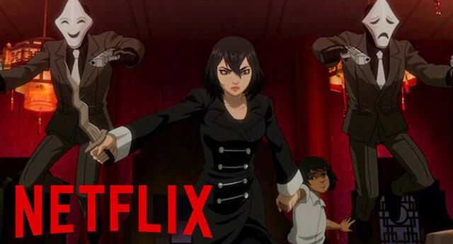 Netflix lanza tráiler y confirma la fecha de estreno de Trese, su nuevo anime de terror