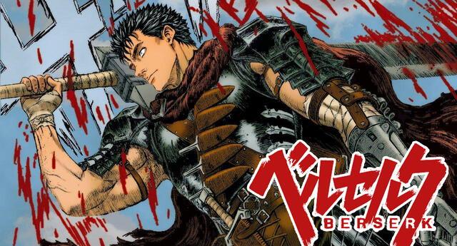 Tras la muerte de Kentaro Miura, el manga de Berserk comienza a agotarse