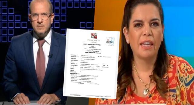 Integrante de equipo técnico de Perú Libre presenta denuncia contra Milagros Leiva, Augusto Thorndike y Beto Ortiz