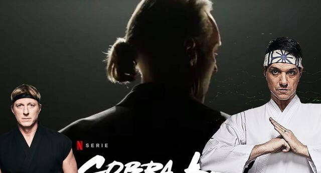 ¡Ha vuelto! Nuevo tráiler de Cobra Kai 4 nos revela el regreso del villano más esperado