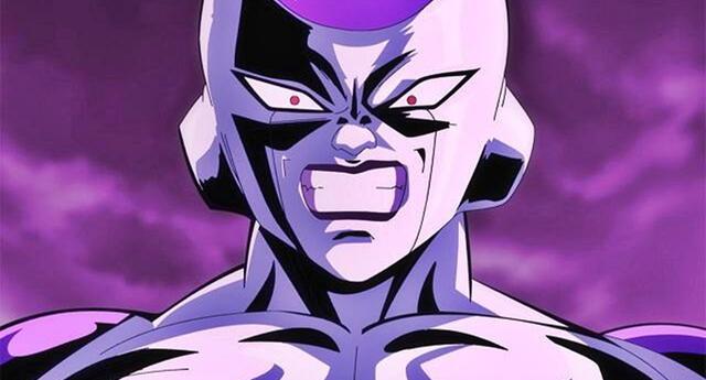 Toriyama había planeado que Freezer fuera un villano de aspecto obeso.