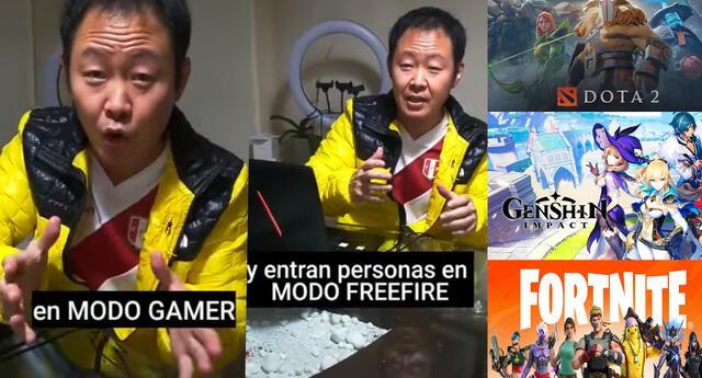 Kenji Fujimori quiso ganarse el voto