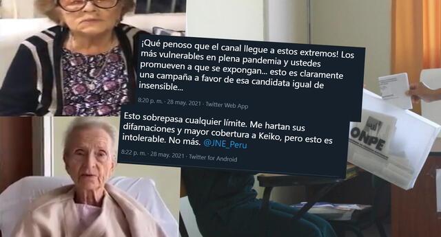 Críticas contra Latina por incentivar que adultos mayores vayan a